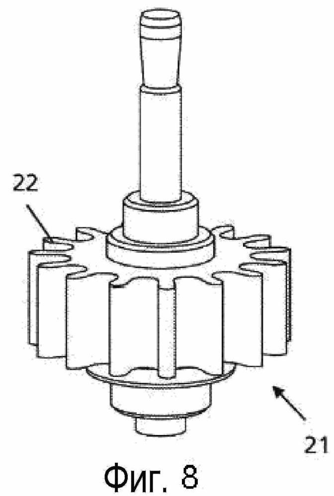 Триб, часовой механизм, часы или измерительное устройство без магнитной сигнатуры