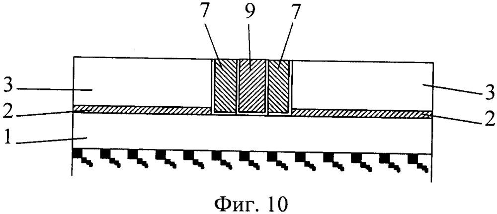 Способ изготовления тунельного многозатворного полевого нанотранзистора с контактами шоттки