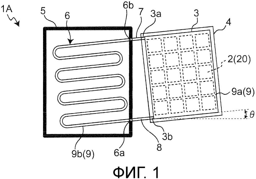 Термоэлектрическое устройство для выработки электроэнергии