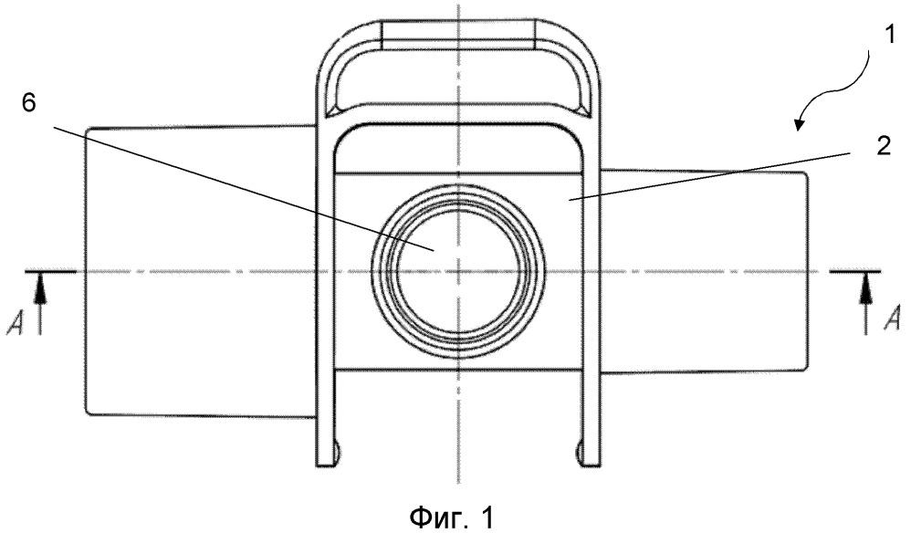Окно адаптера для медицинского спектрометра, адаптер для медицинского спектрометра и способ изготовления адаптера для медицинского спектрометра