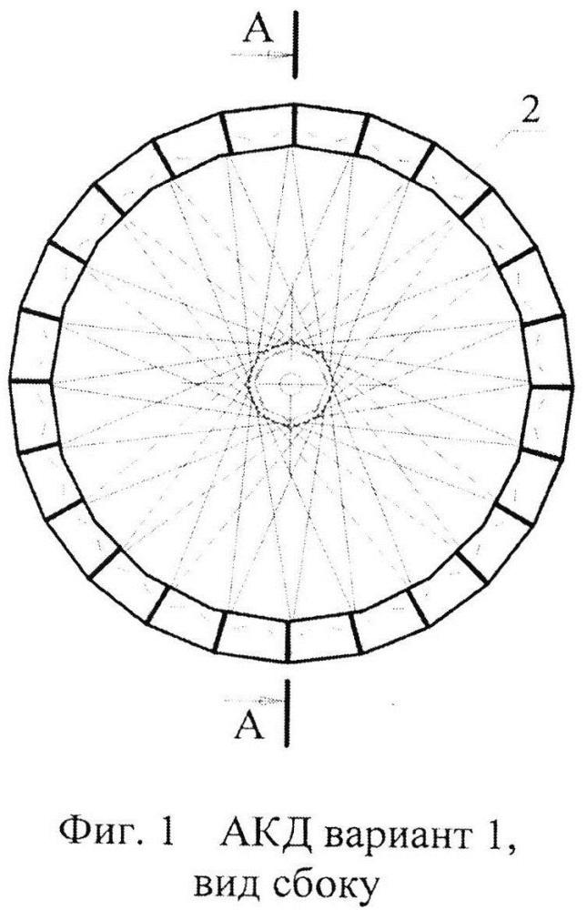Амфибийный колёсный движитель