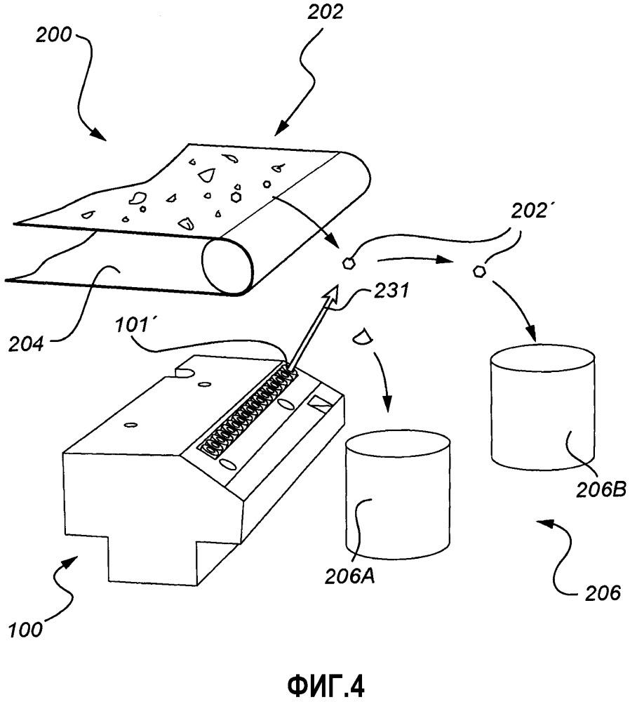 Сопловое устройство и система для сортировки объектов