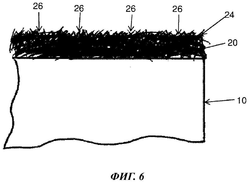Покрытие с низкой отражательной способностью, способ и система для покрытия подложки