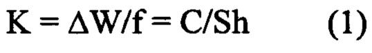 Способ измерения объемного расхода в вихревых расходомерах