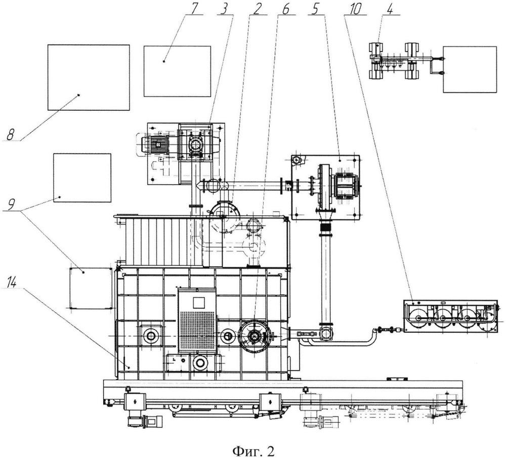 Установка селективного лазерного спекания и способ получения крупногабаритных изделий на этой установке