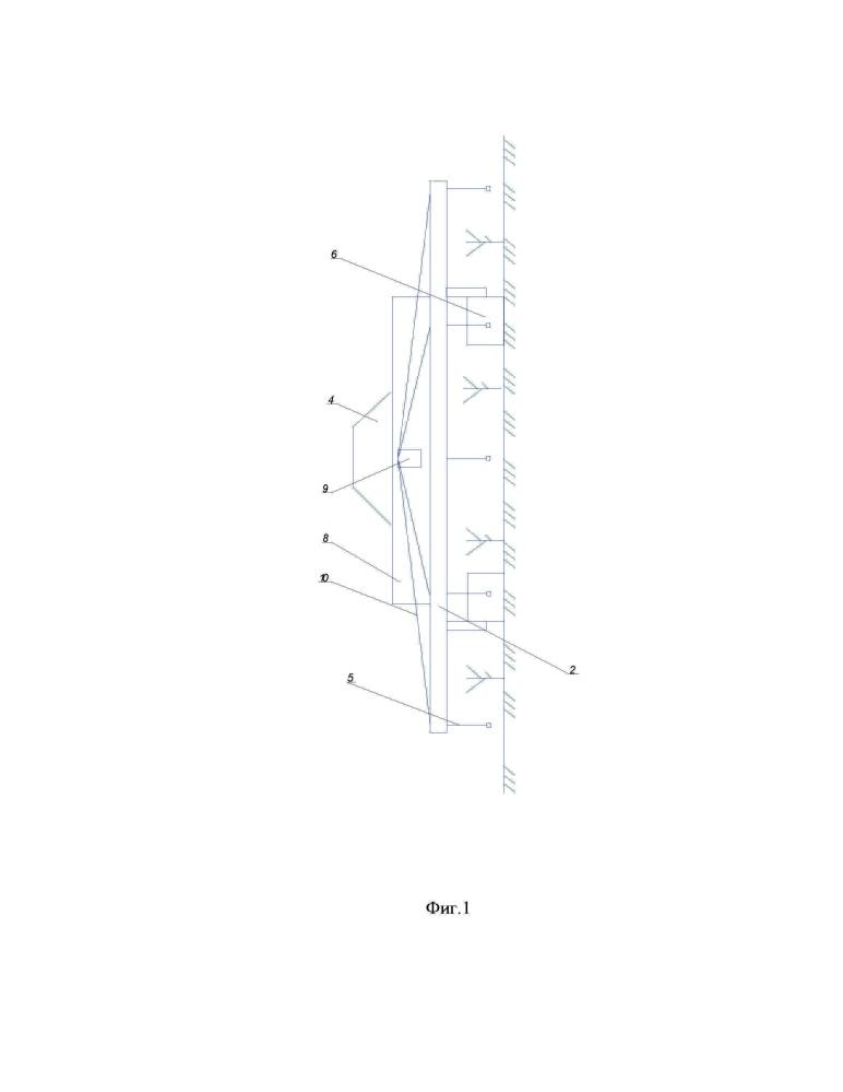 Ультразвуковой способ борьбы с сорняками и устройство для его осуществления