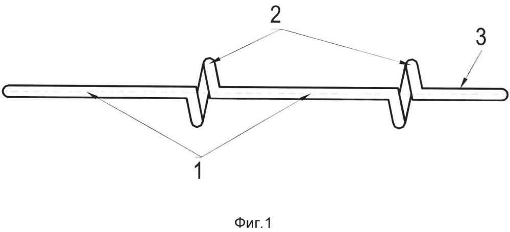 Коллинеарный электрод