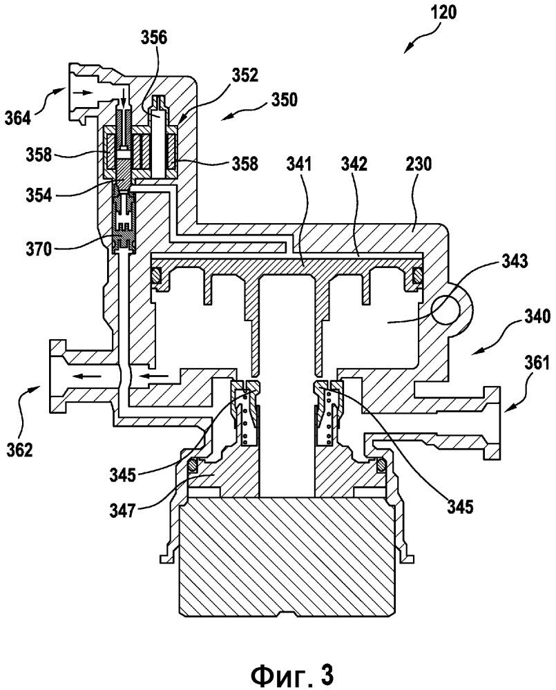 Устройство клапана с электромагнитным приводом для тормозной системы транспортного средства, тормозная система транспортного средства и способ монтажа устройства клапана с электромагнитным приводом для тормозной системы транспортного средства