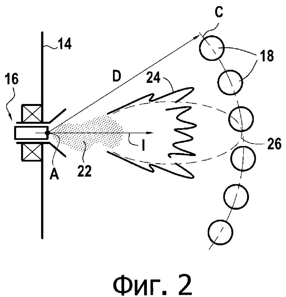 Кольцевая камера сгорания для газотурбинного двигателя