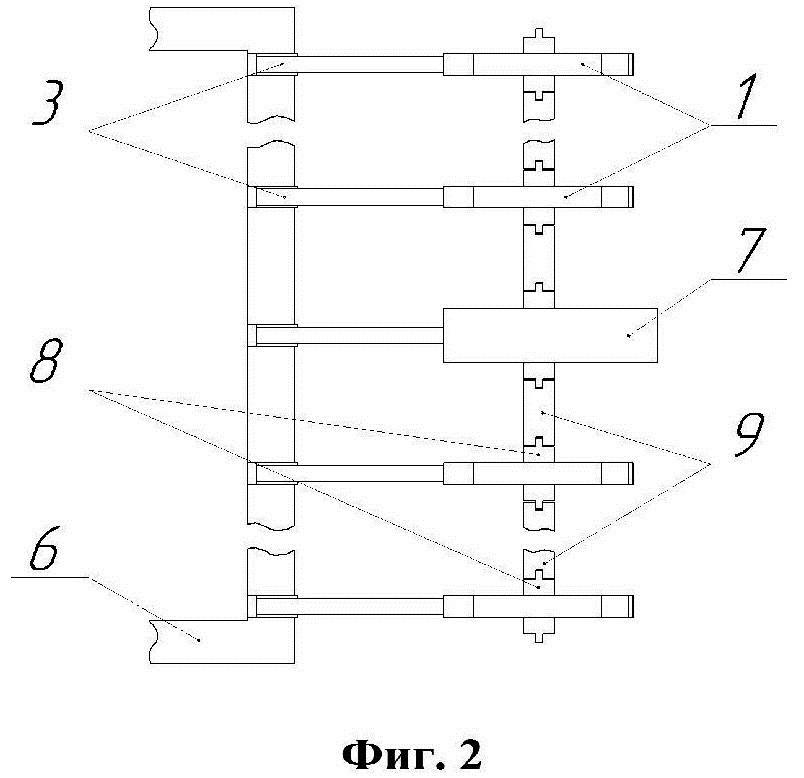 Модульный блок к зерновой сеялке для точного посева мелкосеменных культур