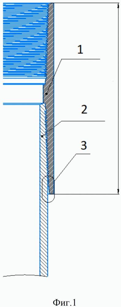 Газогерметичное резьбовое соединение насосно-компрессорных труб