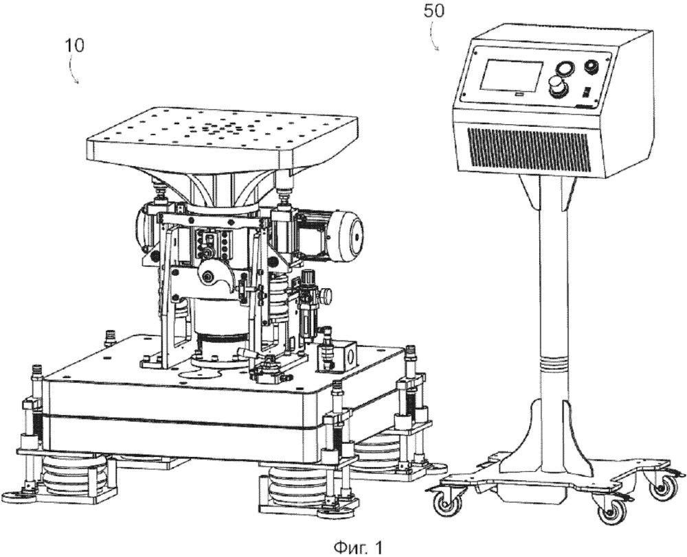 Устройство для испытаний на ударную вибрацию