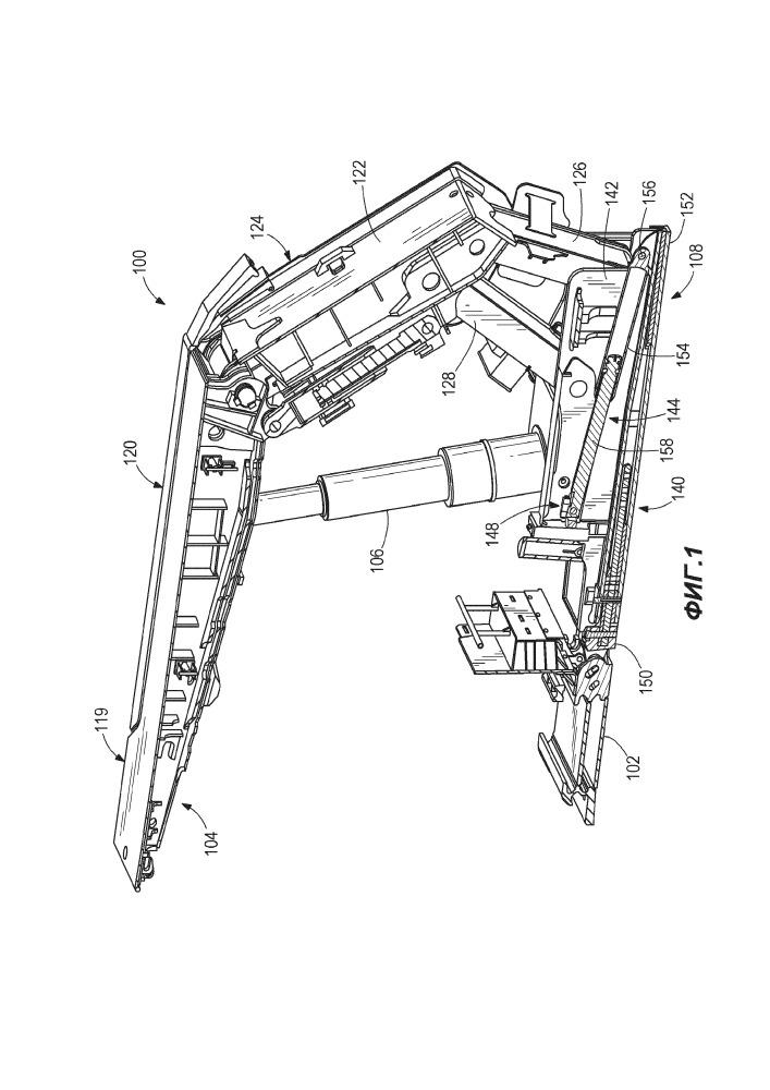 Устройство для удержания штифта гидродомкрата для передвижки крепи
