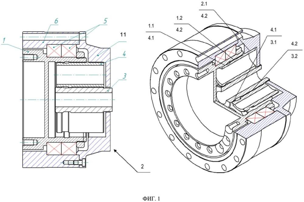Роликовинтовой редуктор (варианты), приводной механизм и шарнирный узел, содержащий такой редуктор