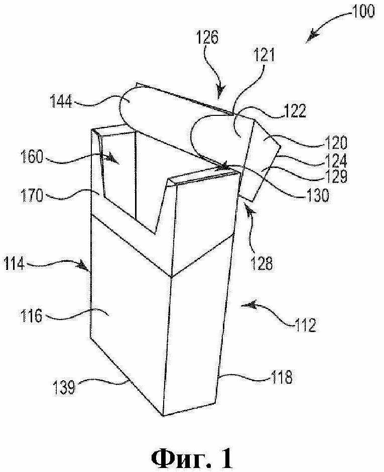 Тара с внутренней упаковкой