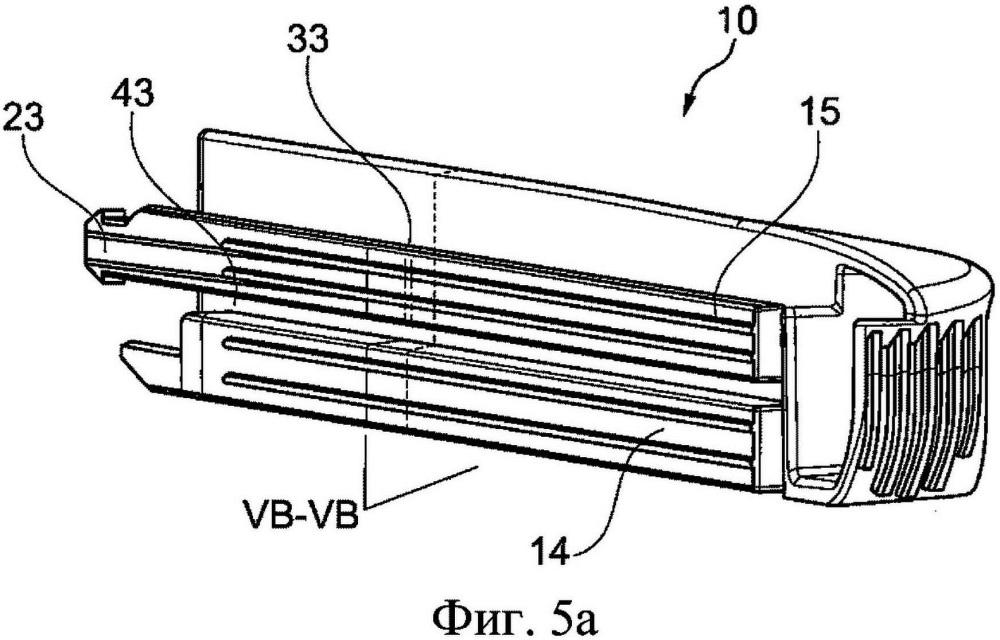 Заправочный элемент для устройства для придания формы волосам