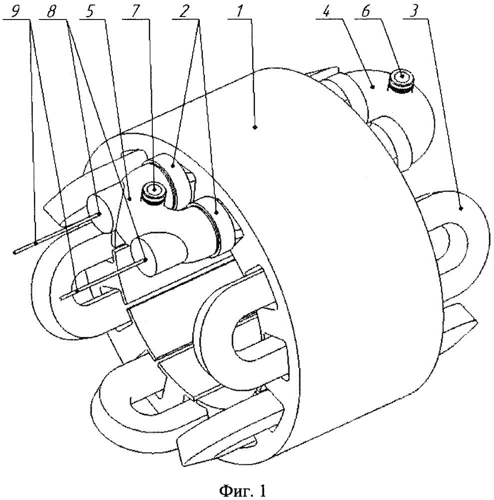 Статор электрической машины с трубчатой системой охлаждения