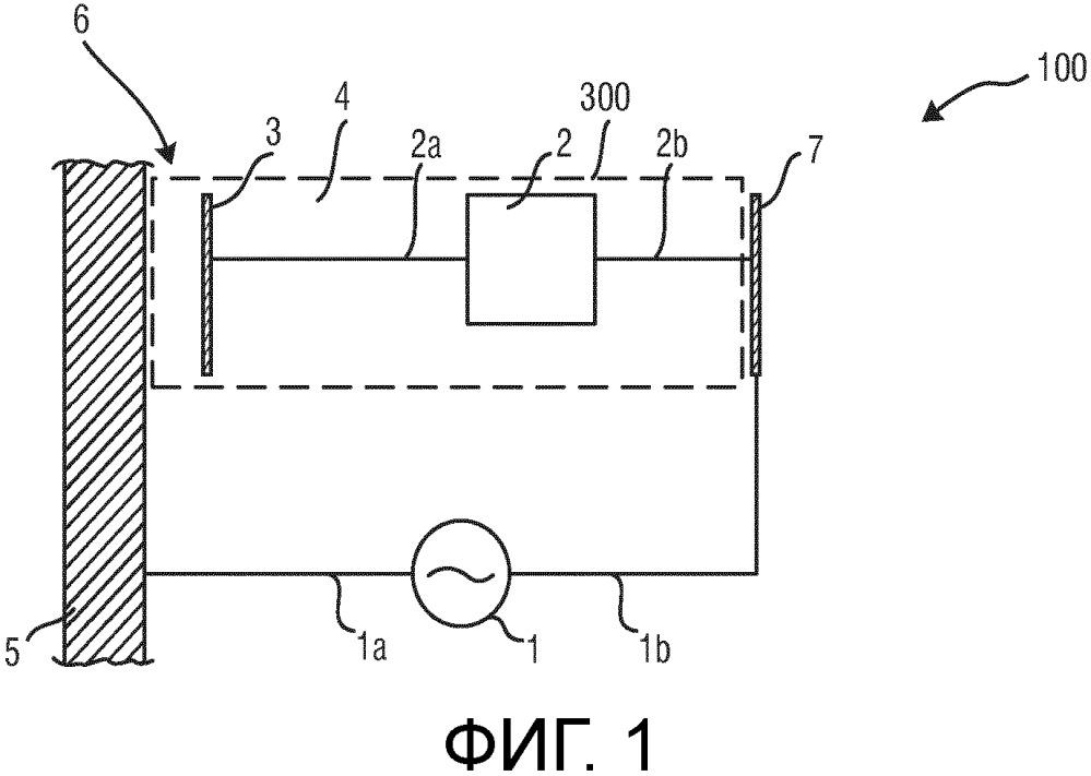 Устройство нагрузки и устройство электропитания для питания энергией нагрузки