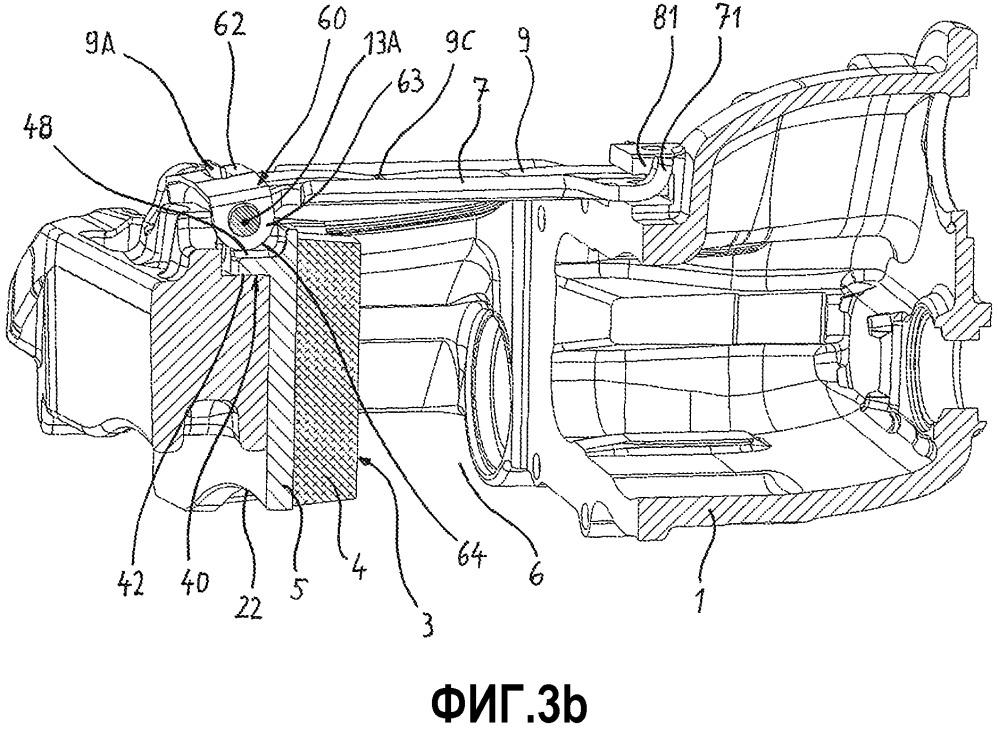 Крепление тормозной накладки дискового тормоза транспортного средства, тормозная накладка, дуга крепления тормозных накладок