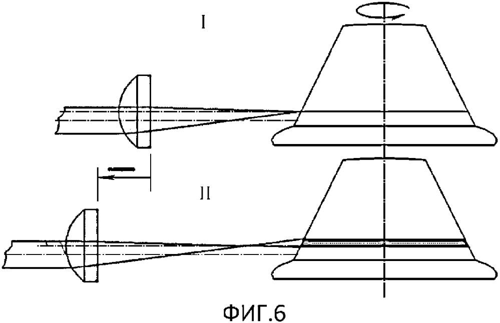 Способ обработки полых стеклоизделий и лазерная установка для его осуществления
