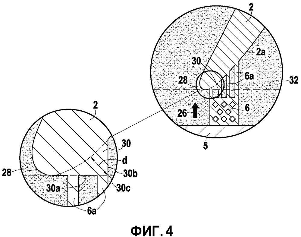 Способ изготовления преформы для аэродинамического профиля, аэродинамического профиля и сектора сопла путем селективного плавления на порошковой постели