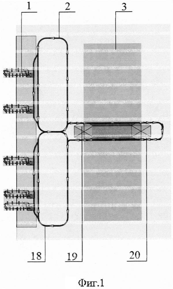 Универсальный автоматизированный погрузочно-разгрузочный модуль шумовского