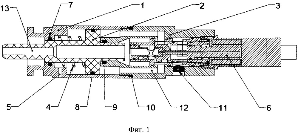 Пневматический цилиндр (варианты)