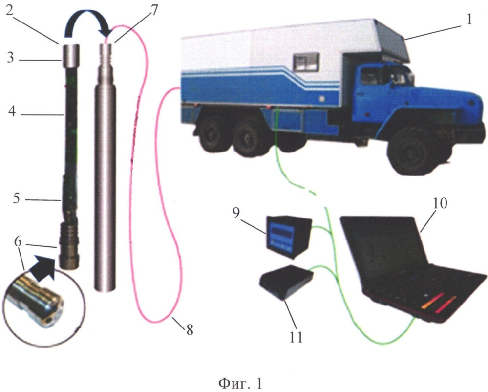 Способ количественной оценки профиля и состава притока в малодебитных обводненных нефтяных скважинах