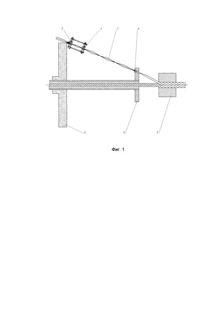 Способ изготовления нераскручивающихся канатов закрытой конструкции и устройство для его осуществления