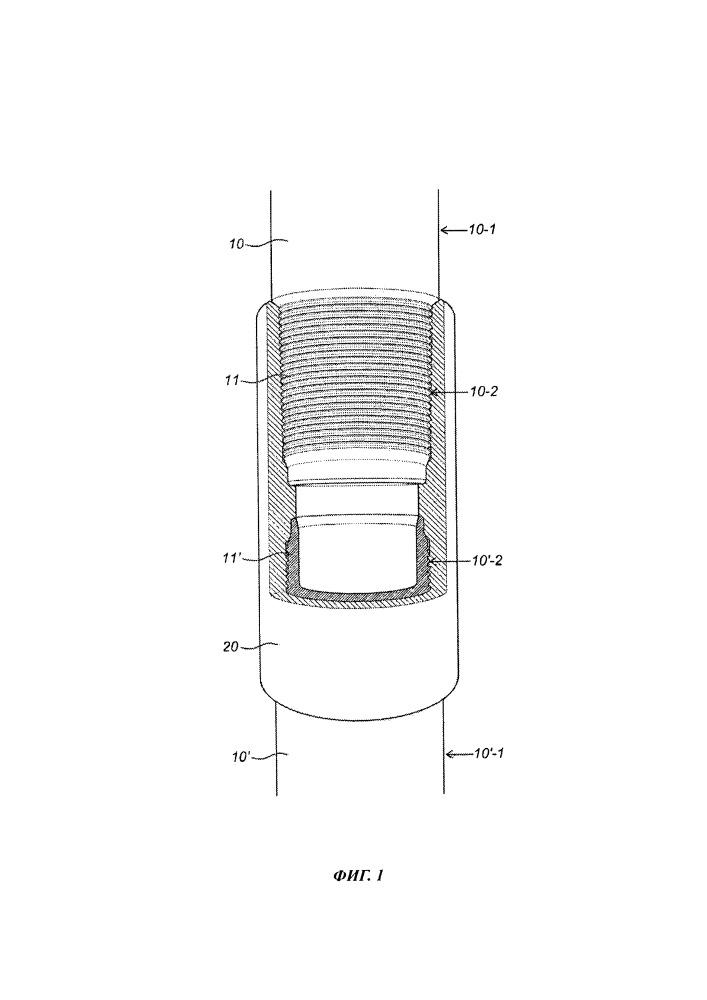 Корпус трубопровода, содержащий метку радиочастотной идентификации