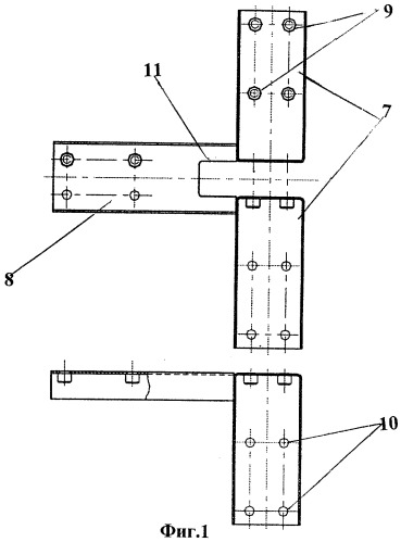 Connection system of building spatial frame elements