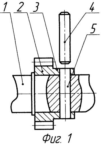 Штифт крепежное изделие в форме цилиндрического или конического стержня для