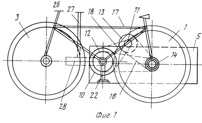 маховое колесо для велосипеда