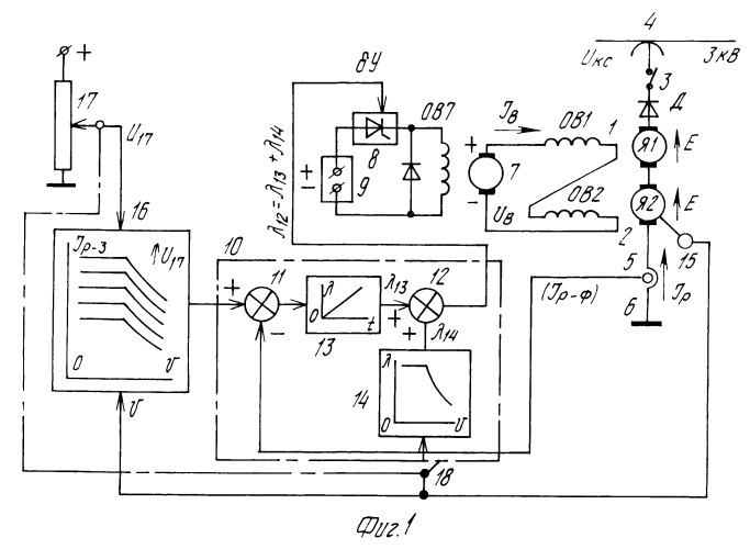 dc motor regenerative braking circuit