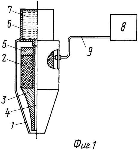 Устройство ультразвукового ингалятора