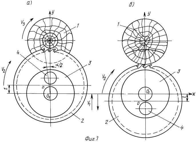 Способ получения объемных профильных изделий на копировально-фрезерном станке и устройство для обработки заготовок из дерева и других твердых материалов