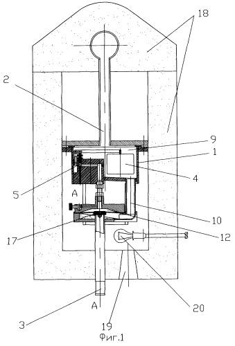 Устройство для отвода конденсата из системы сжатого воздуха