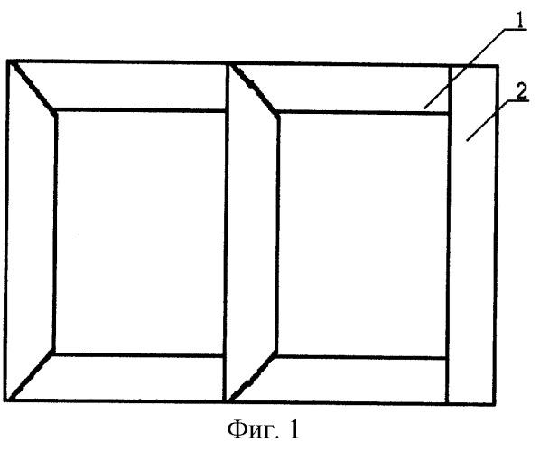 Магнитная система трехфазного трансформатора