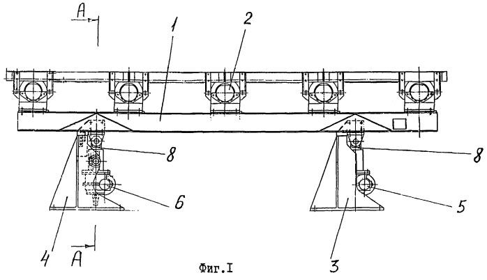 Рольганг на чертежах конвейер или самосвал