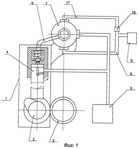 Топливная система для дизеля