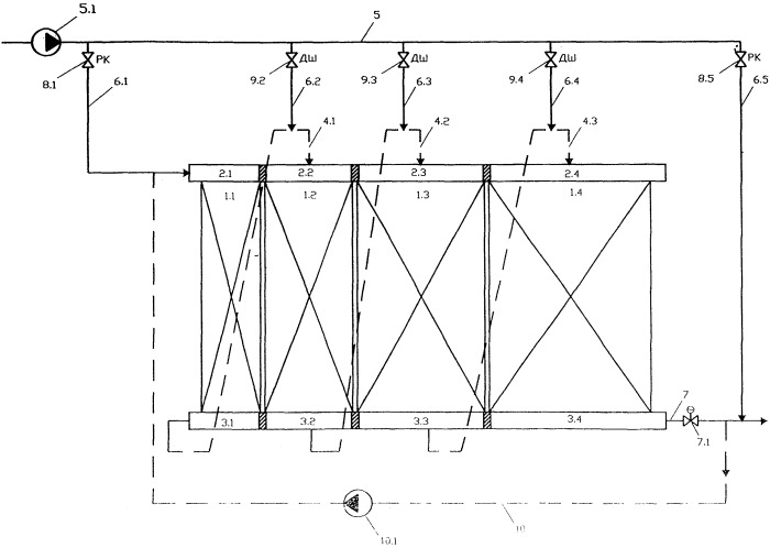 Защита теплообменника от коррозии Кожухотрубный испаритель WTK DCE 163 Махачкала