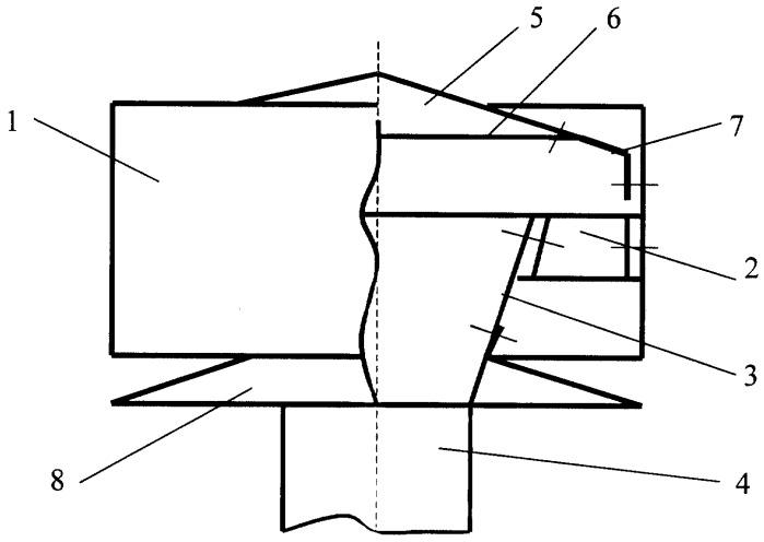Дефлектор в рисунках