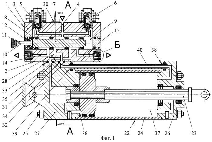 Электропневматический модуль для привода открывания дверей транспортного средства