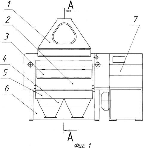 Вальцовый станок (варианты)