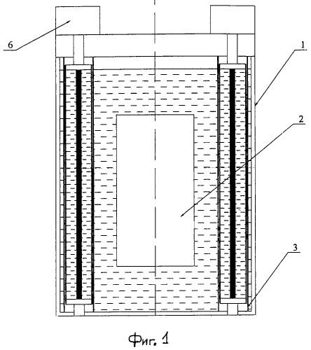 Импульсный ядерный реактор на тепловых нейтронах