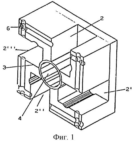 Складывающаяся конструкция и универсальный соединительный узел для нее