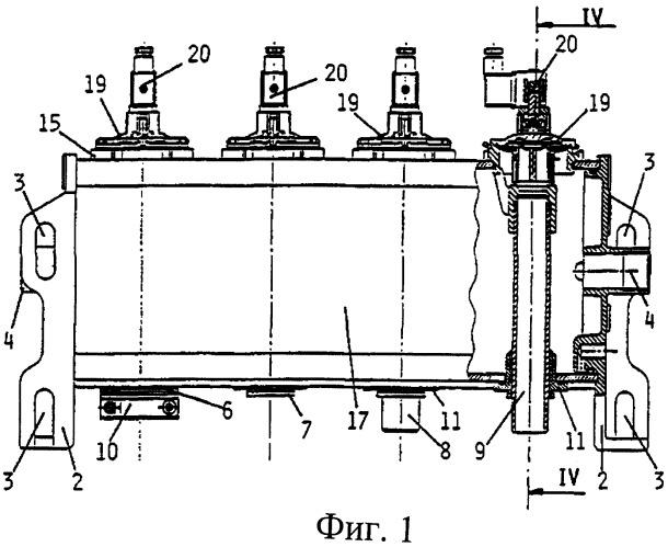 Способ и устройство для очистки фильтра
