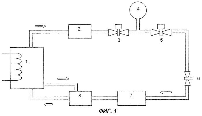 Способ и устройство для абсорбционного охлаждения