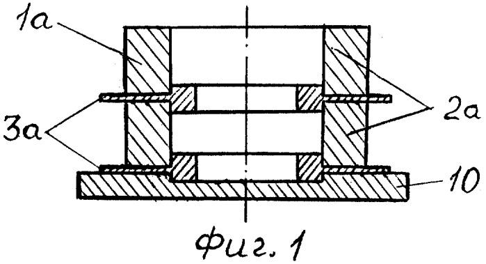Устройство для получения высокопрочных стальных тонкостенных кольцевых изделий точных геометрических размеров