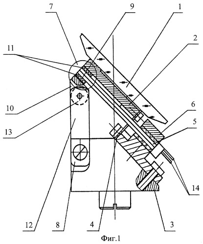 Оптический дефлектор